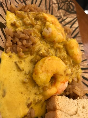 La Taberna: Prawn Curry