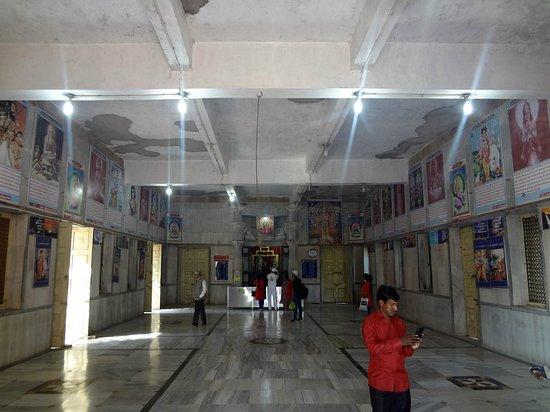 Inside Lakshminarayan Temple