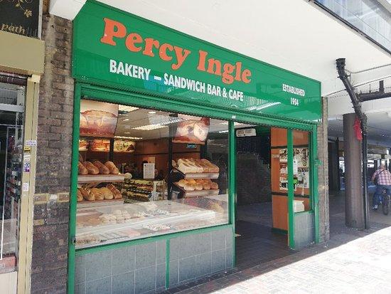 Percy Ingle London