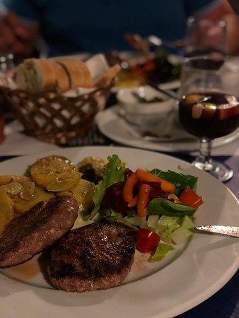 Nice home cuisine
