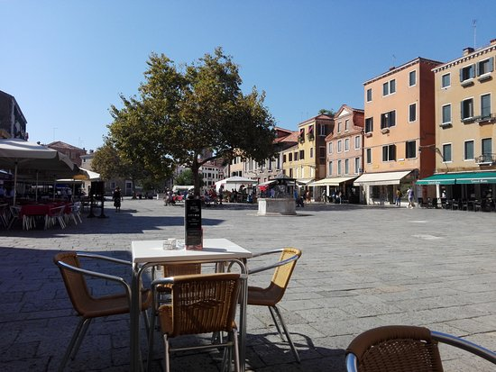 Cafe Al Fontego - Venice