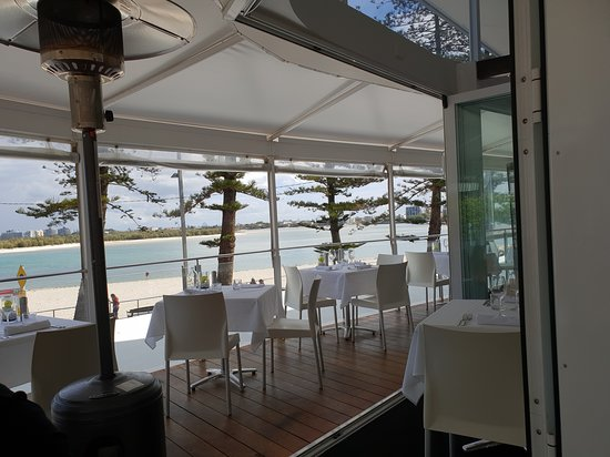 Tides Waterfront Dining: the best view of the bay whilst eating the best food