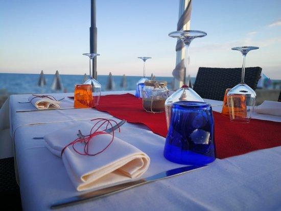 Porto Santa Margherita, Italien: Riva Restaurant