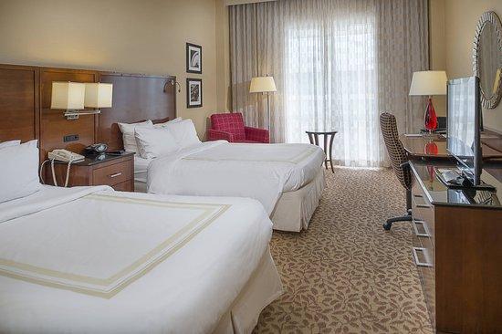 Berkeley, MO: Guest room