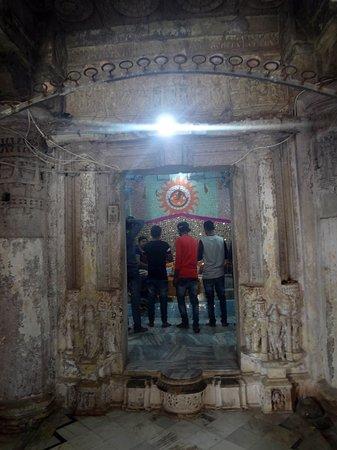 Suraj Mandir: Inside Surya Mandir