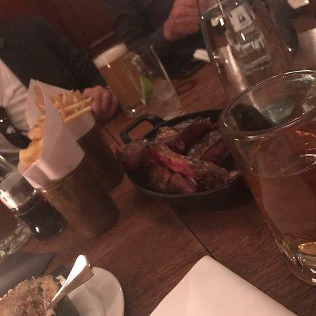 Excellent steak! Great business evening!