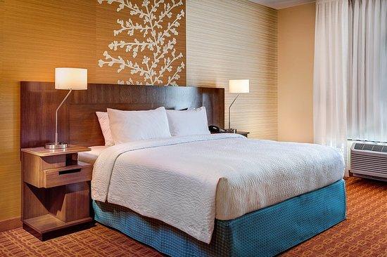 Fairfield Inn & Suites Fresno Yosemite International Airport