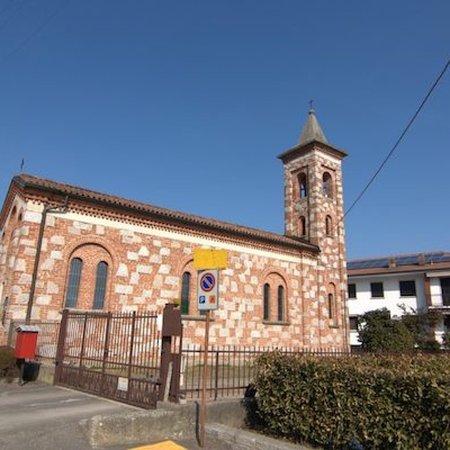 Ranco, Italy: Chiesa della Beata Vergine del Rosario