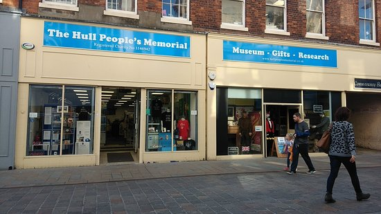 The Hull People's Memorial Museum