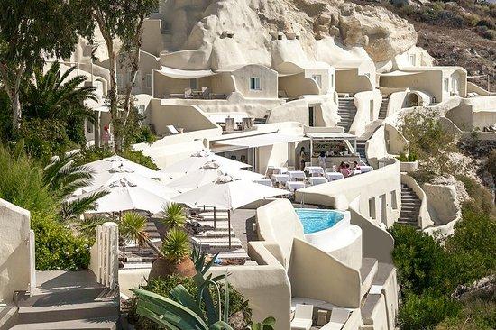 Mystique Luxury Collection Hotel Prices Reviews Santorini Oia Greece Tripadvisor