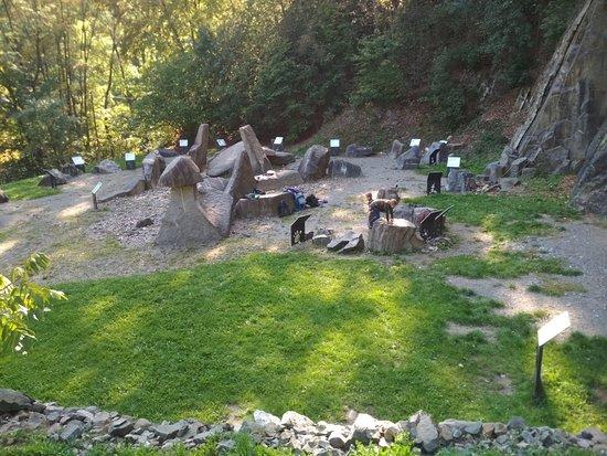 Tabor, Tschechien: Geo expozice