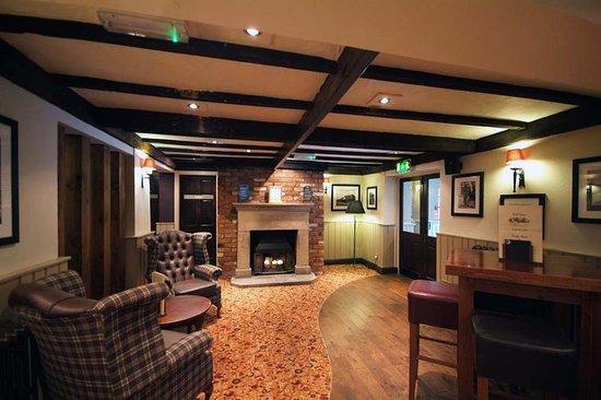 Himley, UK: Bar/Lounge