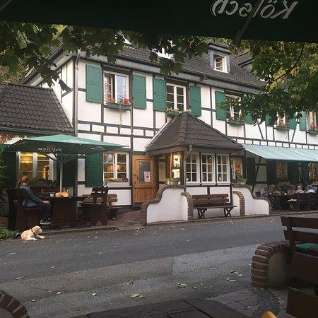 Hotel Restaurant Wisskirchen Odenthal Restaurant Bewertungen