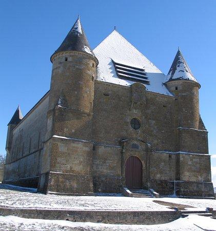 Église Saint-Juvin