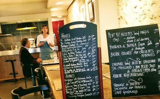 La Salle A Manger Des Chartrons Bordeaux Restaurant Reviews