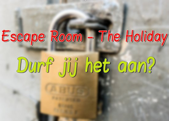 Escape Room - The Holiday