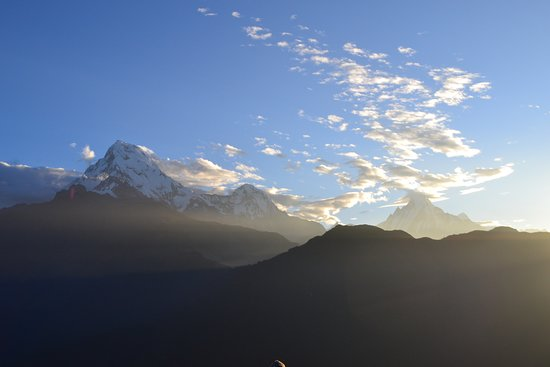 Rai Treks and Expeditions: Amazing sunrise