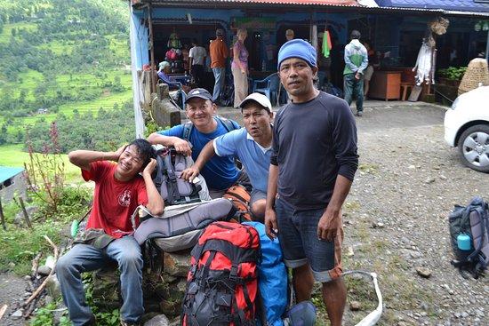 Gokarneshwor, Nepal: Amazing guides!