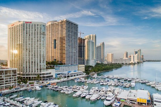 Miami Marriott Biscayne Bay Hotel