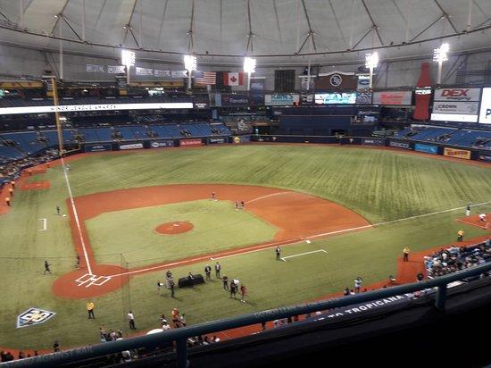 Tropicana Field: 20180928_184431_large.jpg