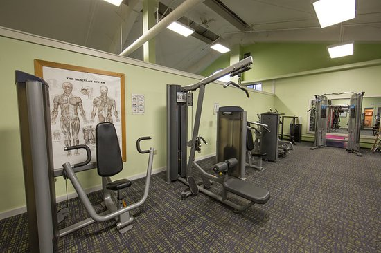 Brownsville, VT: Health club