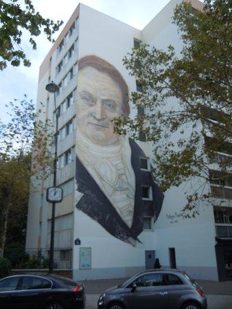 Fresque Philippe Pinel