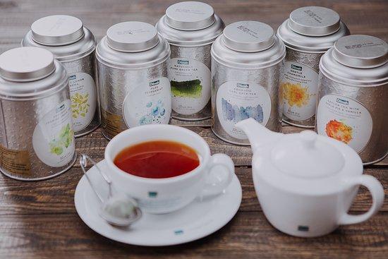 Ravne na Koroskem, Slovenia: Dilmah Tea