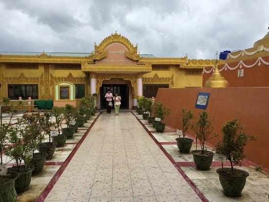 Dawei, Myanmar: Sandawshin Pagoda