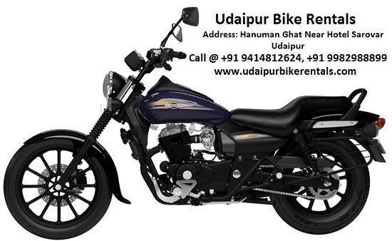 Udaipur Bike Rentals