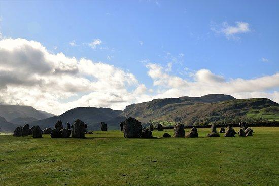 Castlerigg Stone Circle: Il Castlerigg