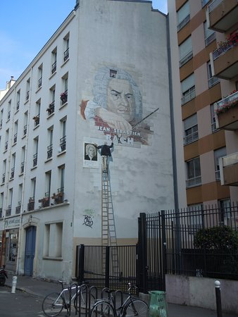 Fresque Bach