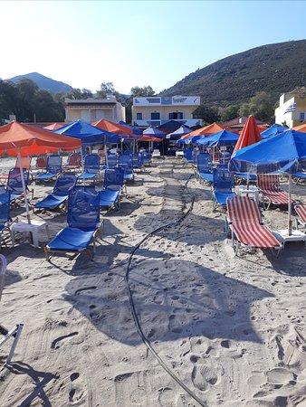 Fodele, اليونان: La spiaggia