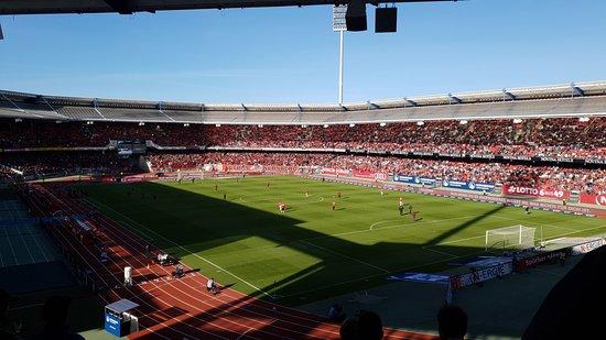 Resultado de imagen de max morlock stadion