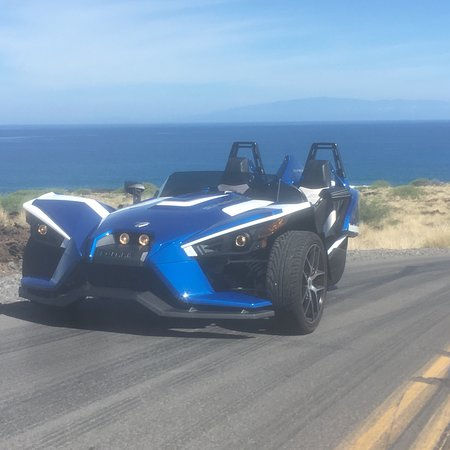 Каилуа-Кона, Гавайи: Wow what a blast driving around kona in this machine. We had a great time. I would highly recomm