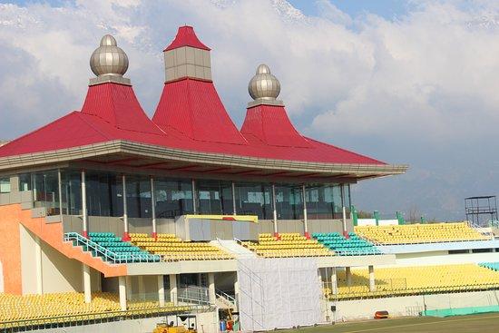 HPCA Stadium: Dharmshala Cricket Stadium