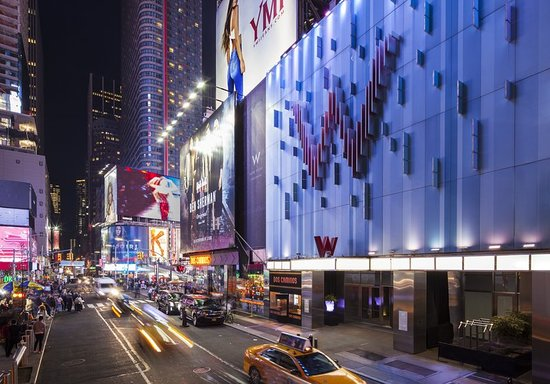 W New York Times Square Updated 2019 Prices Hotel Reviews New