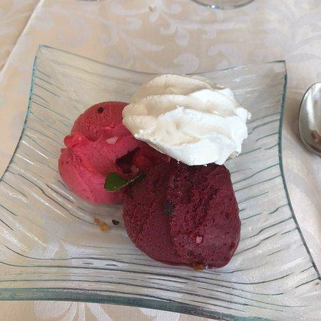 Celles-sur-Plaine, Francja: Déjeuner midi