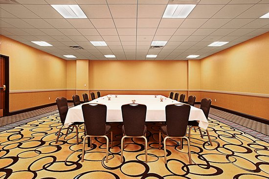 Radisson Plaza Hotel at Kalamazoo Center : Meeting room