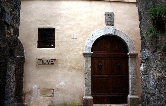 MUVE - Museo del Vulcanismo Ernico
