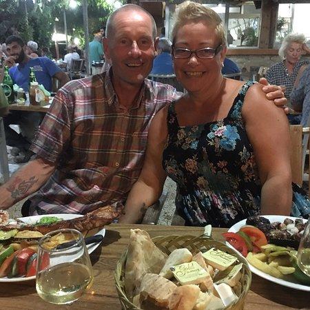 Polemi, Cyprus: Olive Tree Family Tavern
