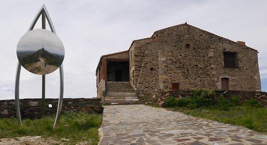 Montner, Frankrike: l'ermitage