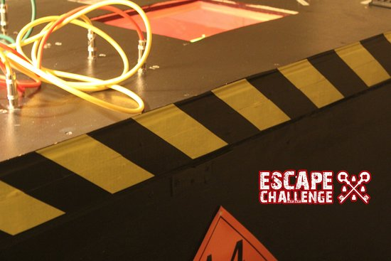 The Escape Challenge