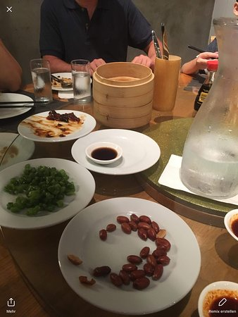 Peking Duck House: The dim sum were the best we ordered