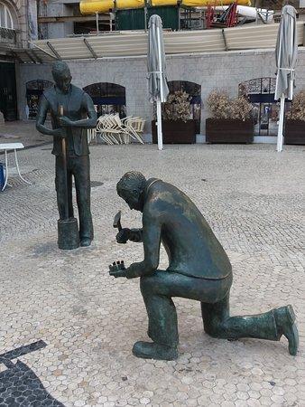 Monumento ao Calceteiro