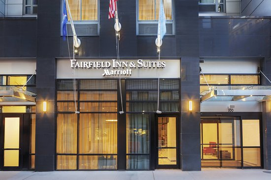 Fairfield Inn & Suites New York Downtown Manhattan/World Trade Center Area Hotel