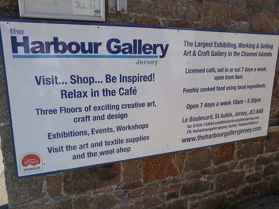 The Harbour Gallery Jersey照片