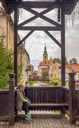 Sajmiste Samobor: Μία από τις όμορφες γέφυρες στο Σάμομπορ
