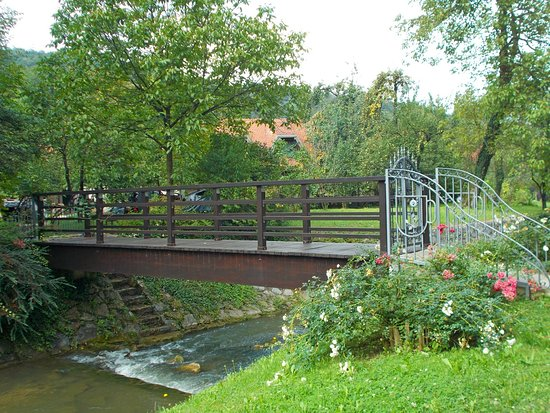 Sajmiste Samobor: Ο ποταμός που διασχίζει το Σάμομπορ
