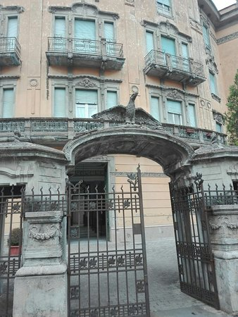Cava De' Tirreni, Italie : Palazzo Coppola