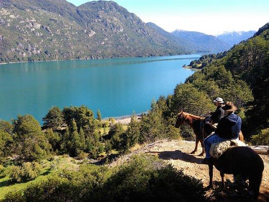 Futaleufu, Chile: Mirador de la Puntilla